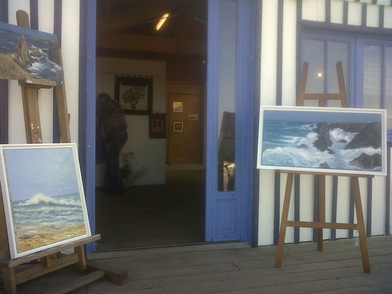 Exposition Audenge - Les Artistes de la Petite Leyre